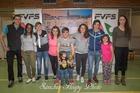 Intersport Marañon y Galtxagorri-Gasteiz, se proclaman campeones de la Kopa FVFS 2018.