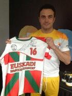 Falcao, mejor jugador del mundo de Futsal, muestra su apoyo a FAVAFUTSAL.