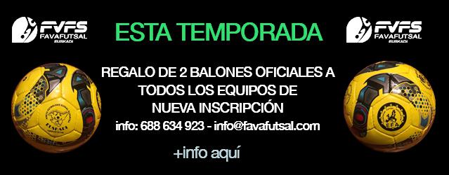FAVAFUTSAL Asociación Vasca de Futsal